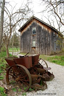 Historic Homestead at Point Pelee