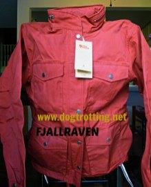 fjallraven jacket
