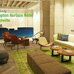 Lobby of the Kimpton Aertson Hotel, Nashville