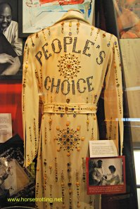 Mohammad Ali's robe from Elvis