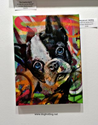 one of a kind boston painting