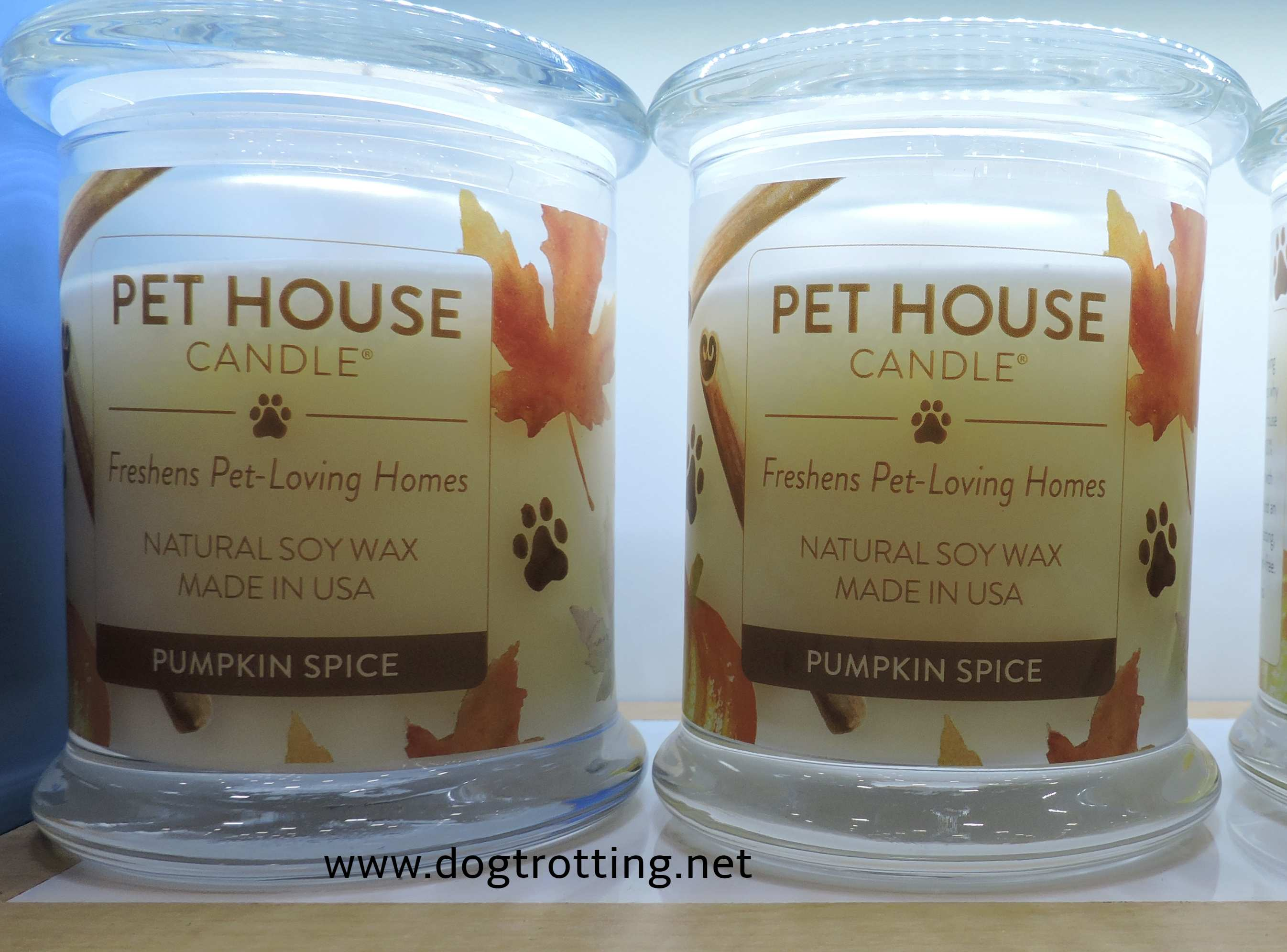 pet house candles
