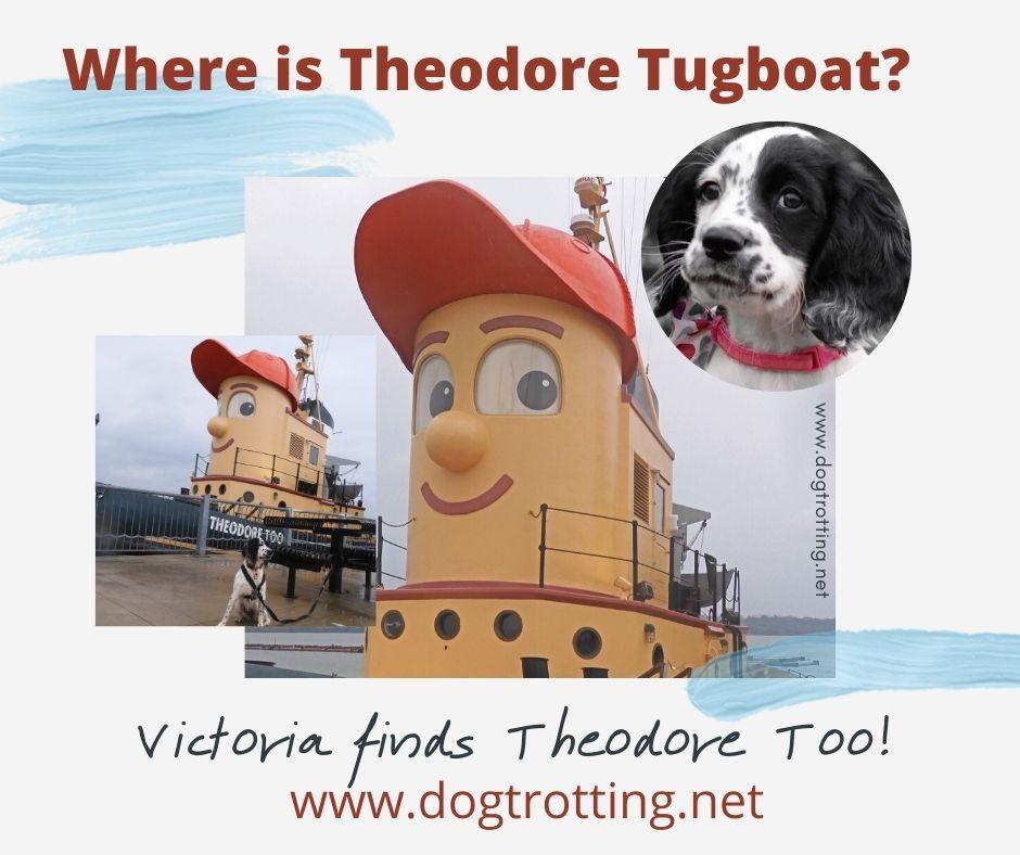 Theodore Too Tugboat location? Dog-friendly Hamilton, Ontario Waterfront