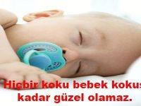 yeni doğan bebek mesajı