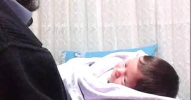 yeni doğan bebek duası