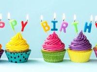 Doğum Günü Kutlama Resimli Mesajı