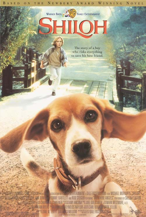 shiloh Shiloh movie review, Shiloh movie poster, Shiloh dog movie friendship