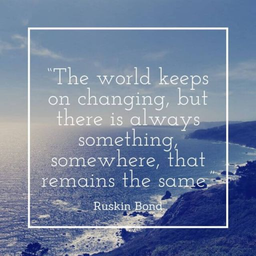Love Quotes About Life: 27 Blissful Ruskin Bond Quotes On Life, Love & Writing