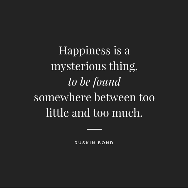 Bond Quotes New 27 Blissful Ruskin Bond Quotes On Life Love & Writing