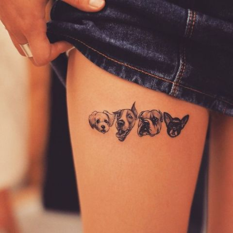 best pet tattoo