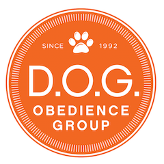 D.O.G. Obedience Group Logo
