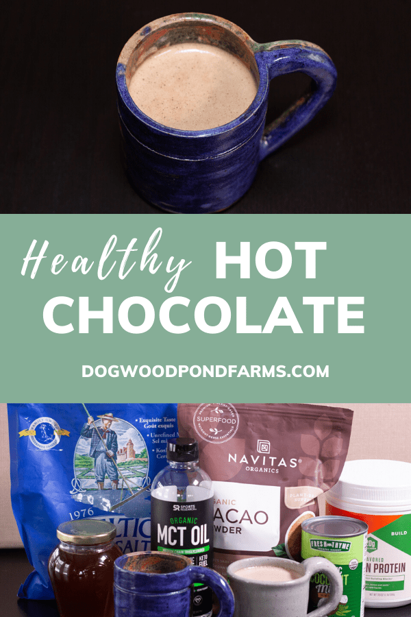 Delicious Homemade Hot Chocolate