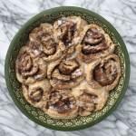 Cinnamon rolls using all purpose baking mix