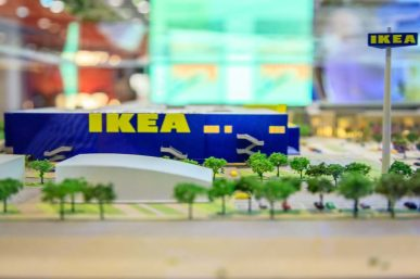 Qatar's upcoming IKEA