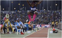 IAAF Diamond League opener 2016
