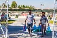 Al Mazrouah Yard Farmer's Market 2016
