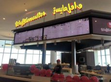 Wafflemeister at Doha Festival City