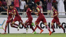Qatar versus South Korea