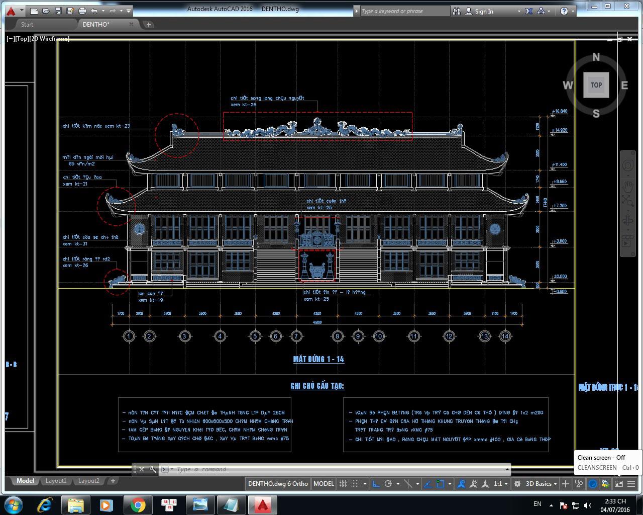 Kết quả hình ảnh cho File CAD đình Chùa