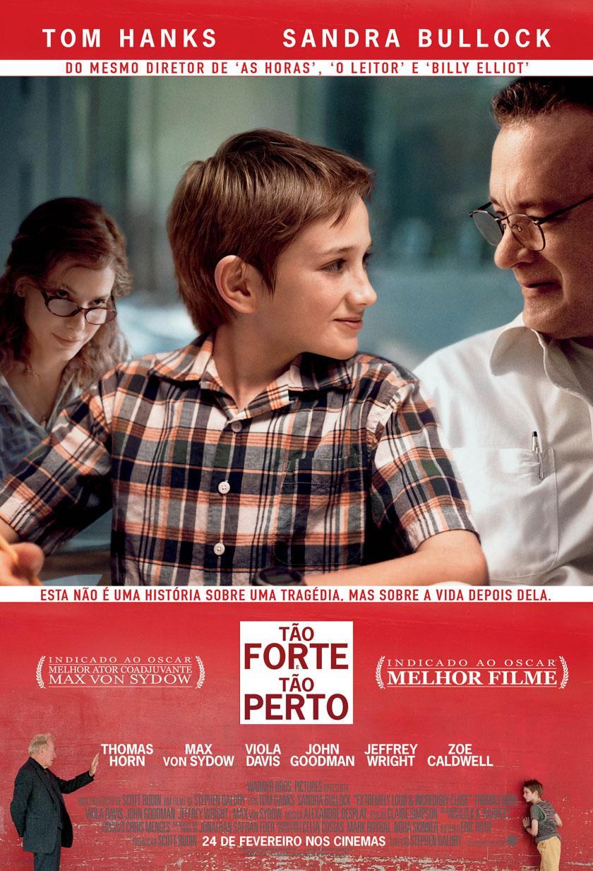 Poster do filme Tão Forte e Tão Perto