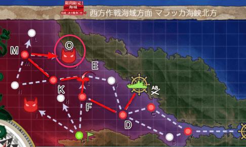 2018初秋イベE2戦力