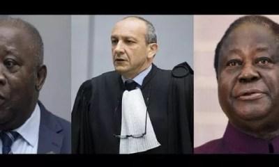 Acquittement de Gbagbo son avocat principal Henri Konan Bédié réagissent