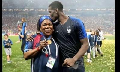 Guinée La mère de Paul Pogba nommée ambassadrice du football féminin