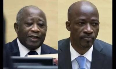 La CPI suspend la remise en liberté de Laurent Gbagbo Blé Goudé