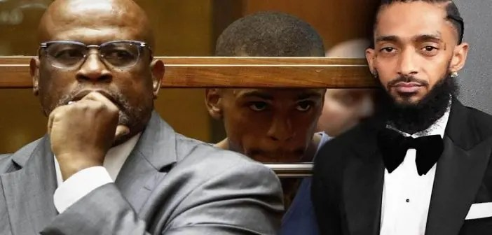 Eric Holder L'assassin ,nipsey Hussle ,abandonné Par Son, Avocat