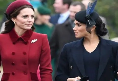 People , C'est La Guerre Entre, Meghan Markle , Kate Middleton!