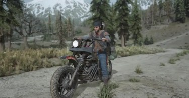 Test ,days Gone ,ps4, La Panne Sèche