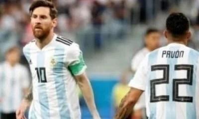 Copa América, L'argentine, Messi ,se Qualifie , Quarts De Finale Face, Quatar