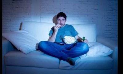 Etude , Regarder Les Films, Jusqu'à,heure Tardive, Pourrait Rendre , Hommes Infertiles