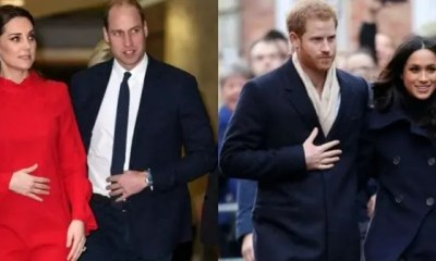 Meghan Et Harry,la Cause ,tensions,kate , William