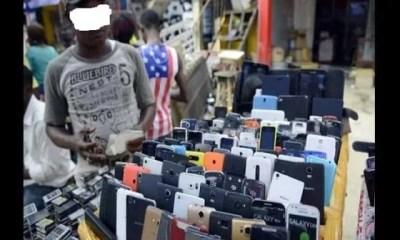 Nigeria, Acheter , Téléphone,volé Est Passible , 7 Ans D'emprisonnement