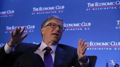 Business ,bill Gates ,n'est Plus, Deuxième Homme ,le Plus Riche Du Monde