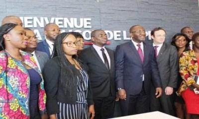 Côte D'ivoire, La Société Générale ,crée , Nouvelle Agence , Accompagner, Pme
