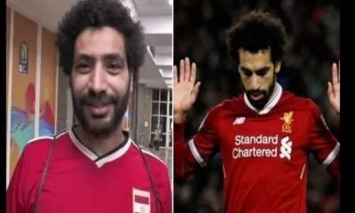 Can 2019 ,découvrez, Ahmed Sayed Nada, Le Sosie , Salah ,qui Crée Le ,buzz ,vidéo