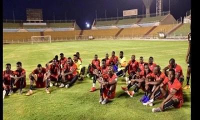 Can 2019 ,les Joueurs, Ougandais, Entrent, Grève , Refusent De S'entraîner