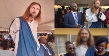 Des Pasteurs,afrique Du Sud ,kenya ,invitent ,jésus,église ,video