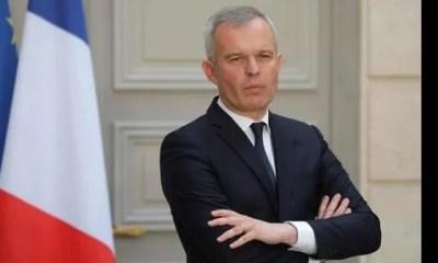 France,le Ministre De L'environnement, Démissionne,attaque ,médias