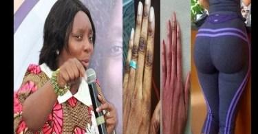 Les Femmes Qui Se Blanchissent La Peau, Augmentent Leurs Fesses Et Seins; Ne Dureront , Dans Le Mariage »