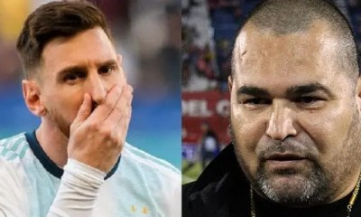 Lionel Messi ,s'attaque ,conmebol, José Luis Chilavert ,réagit