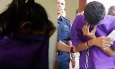 Malaisie, Une Fillette , 14 Ans Et Son Copain, Arrêtés ,tué Son Frère