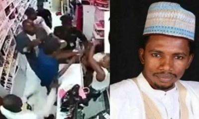 Nigeria,un Sénateur ,bat Une Femme , Magasin , Jouets Sexuels ,vidéo