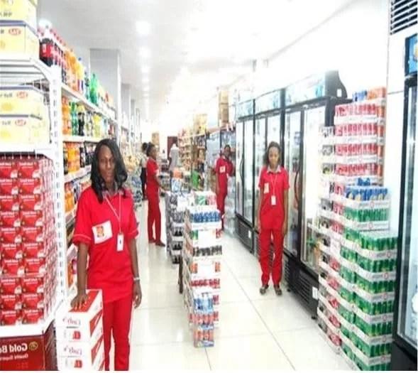 Rayonniste Supermarché