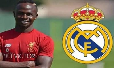 Sadio Mané , Toute La Vérité , Supposé Transfert , Réal Madrid