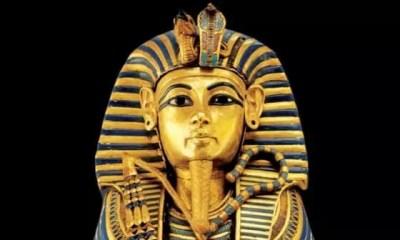 Une Statue De Pharaon, Mise Aux Enchères , Londres, Les égyptiens, En Colère