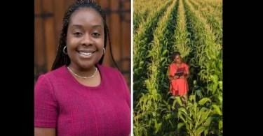 Zimbabwe,une Entrepreneure ,utilise ,technologie,lutter Contre , Pénurie Alimentaire