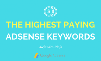 Highest Paying Adsense Keywords 770x403